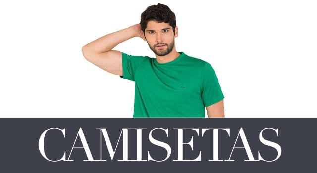 Camisetas para hombre ARTURO CALLE