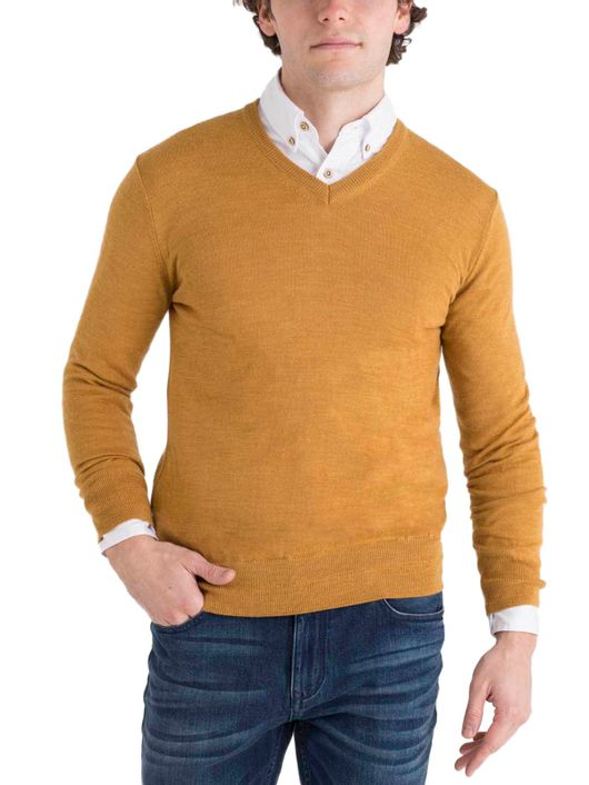 HOMBRE-SWEATERS-10074310-OCRE_1