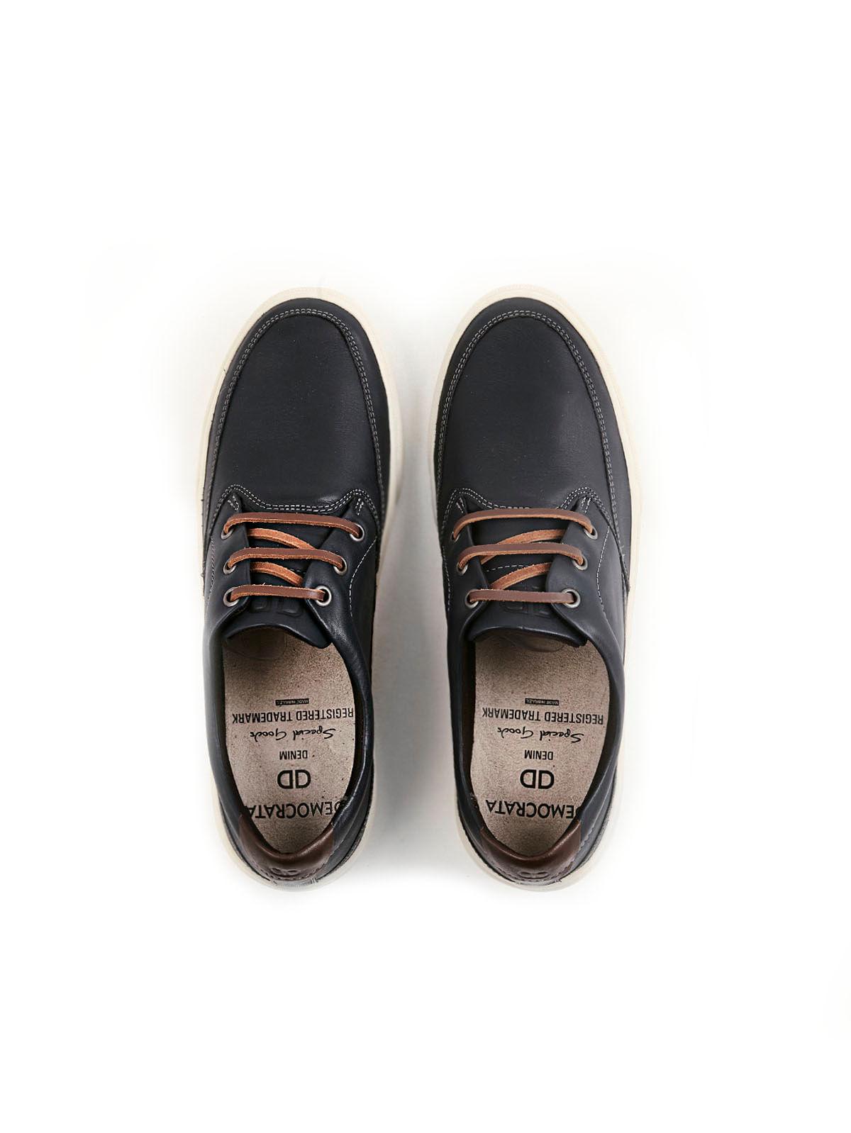 Cuero Zapato Vintage Casual Estilo 66201 Arturo Calle De n6xETrA6