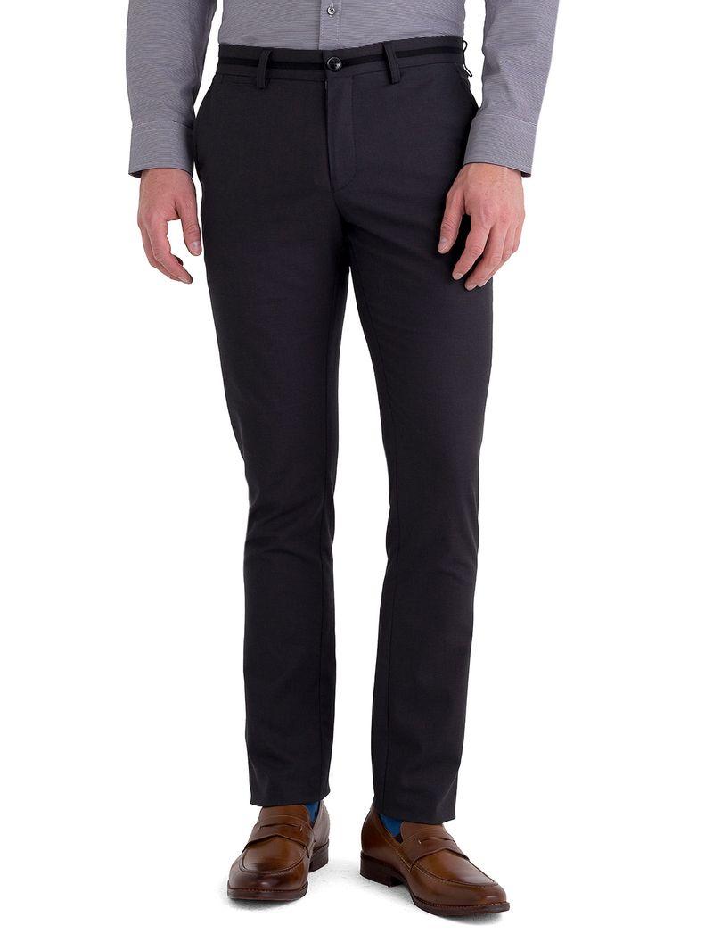 Pantalón Business Casual Slim Fit 75123 - Arturo Calle
