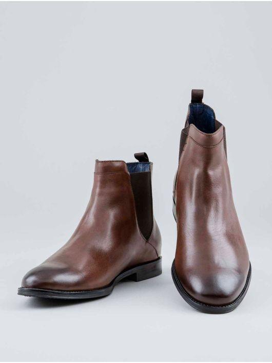 6b2e777d2b7 Botas botines mocasines en cuero para hombre zapatos arturo jpg 530x706 Botas  de cuero para hombres