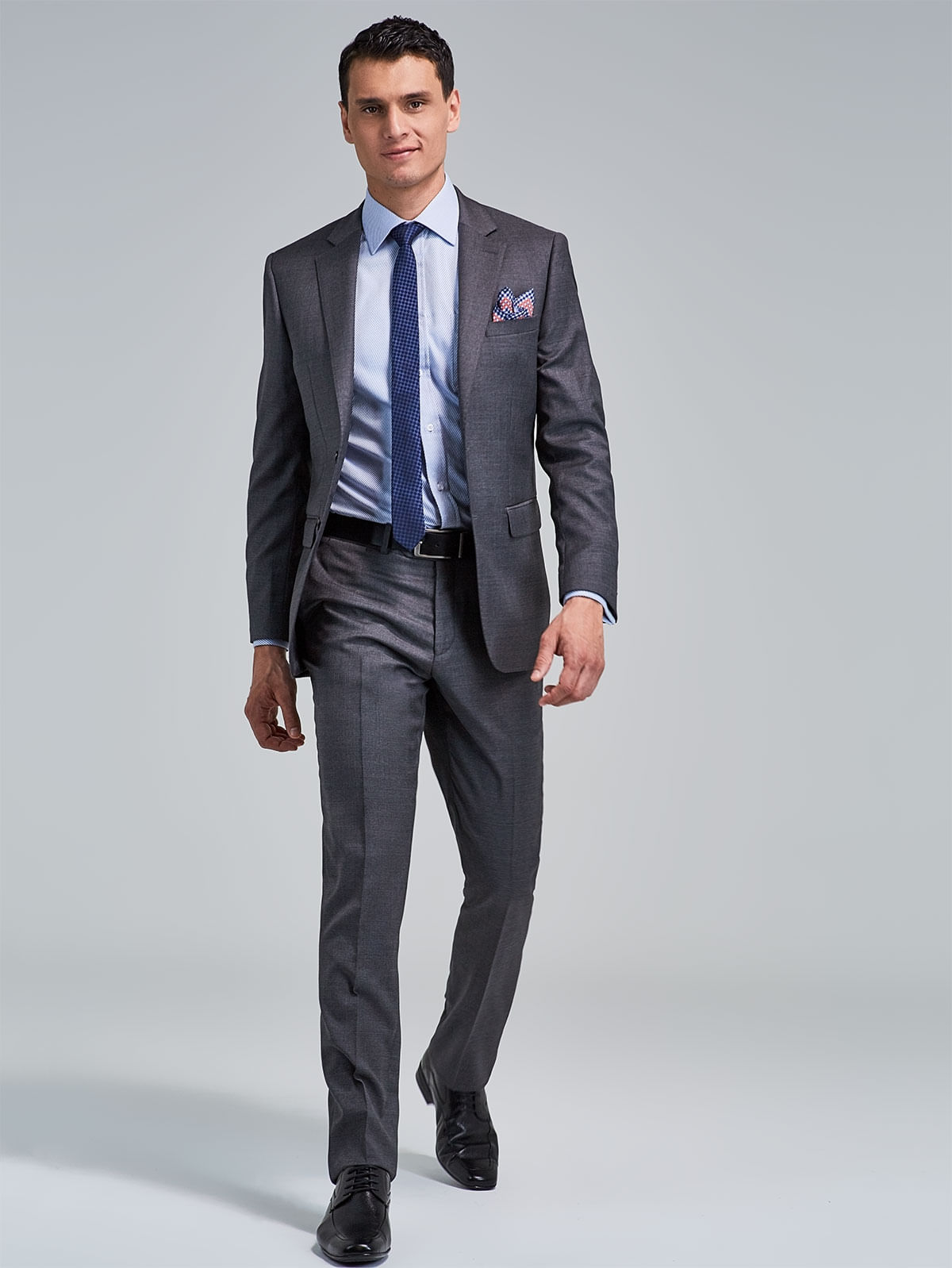7c6fdd4714 Arturo Calle · Hombre · Business · Vestidos · Traje Slim Fit Cerruti  Textura 78600 ...