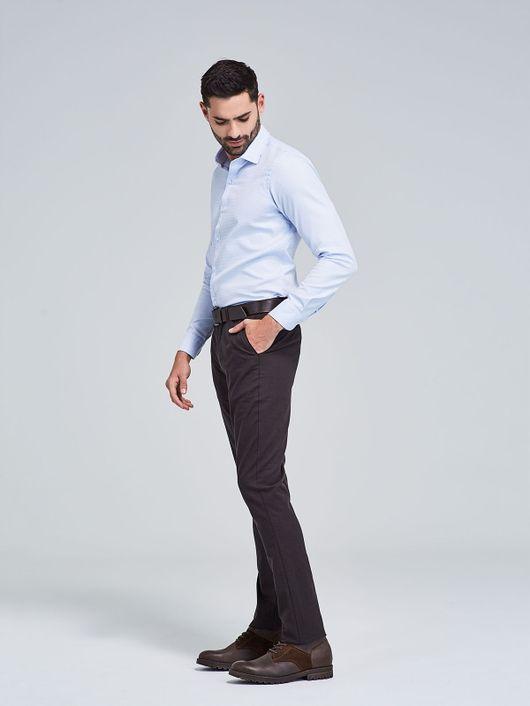 23d333b06 Pantalón Slim Fit 903 Textura 75122.  102.900