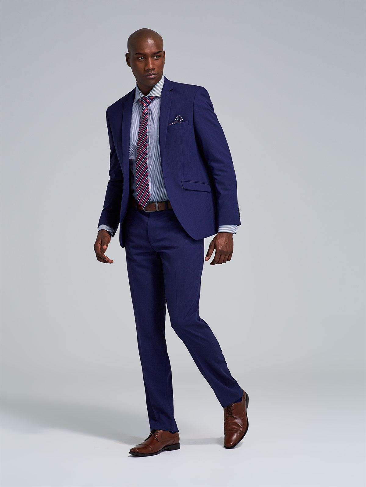 Traje Slim Fit Sistema Travel Suit 77659 - Arturo Calle 4ecb53b8c2f