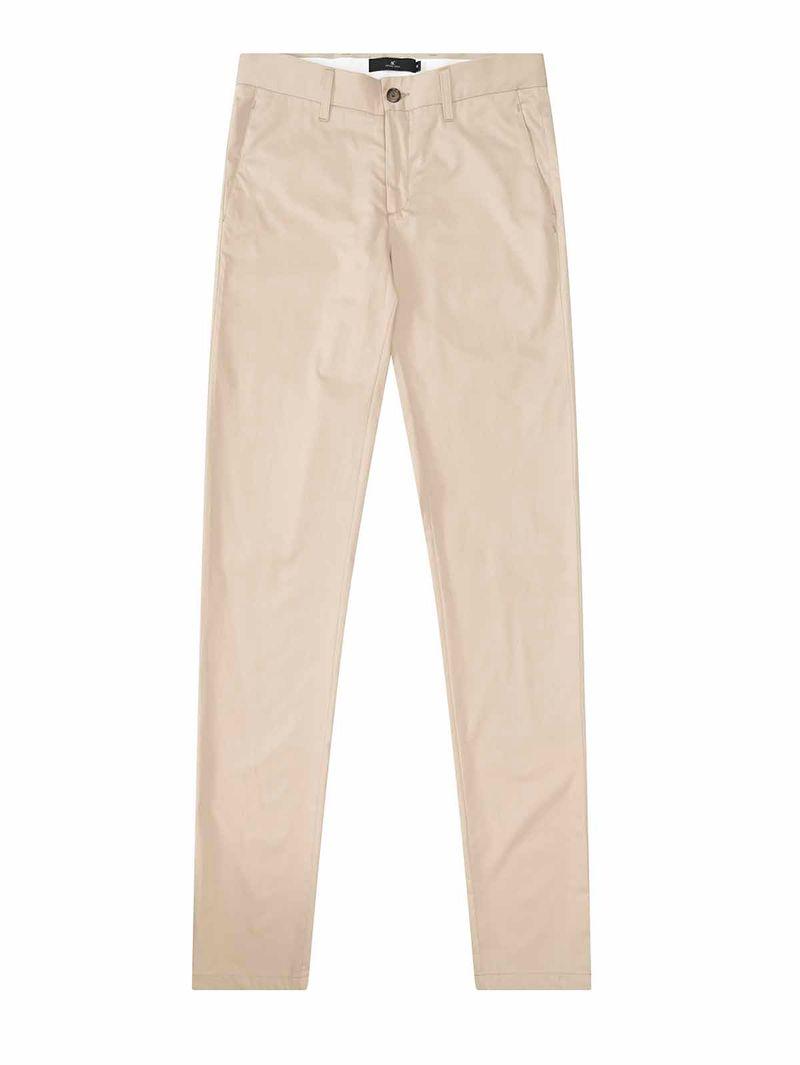 Pantalón Business Casual Premium 801 Regular Fit Para ...