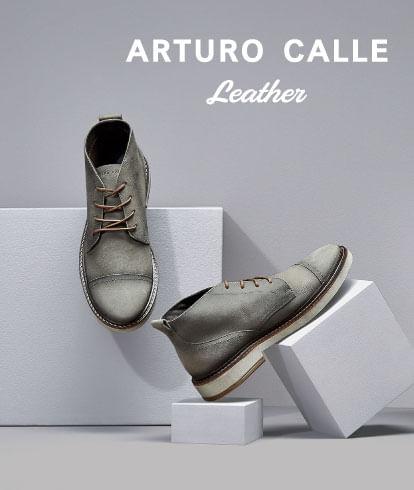 ARTURO CALLE LEATHER