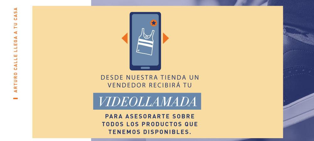 Arturo Calle llega a tu casa - Ventas por Whatsapp